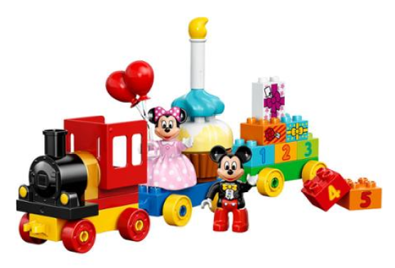 LEGO DUPLO Disney Mickey & Minnie Birthday Parade Just $18.39! Down From $29.99!
