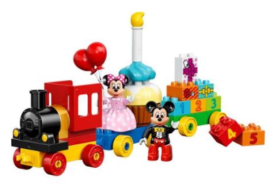 LEGO DUPLO Disney Mickey & Minnie Birthday Parade Just $18.39! Down From $29.99!