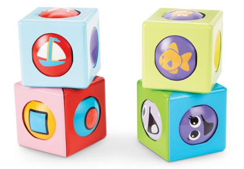Fisher-Price Roller Blocks 2 Just $4.75! Down From $7.79!