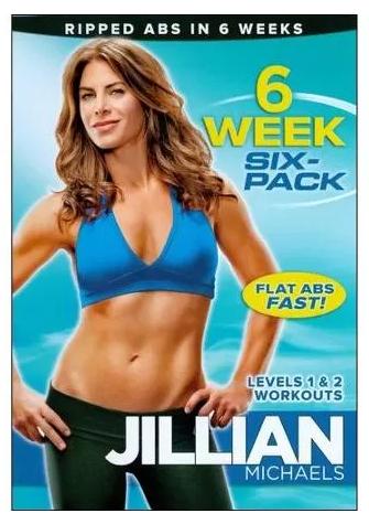 Jillian Michaels: 6 Week Six-Pack (Full Frame) DVD Just $6.96 Down From $14.98 At Walmart!