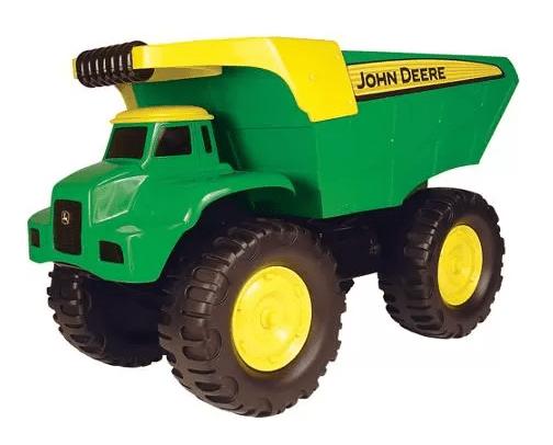 "John Deere Big Scoop 21"" Dump Truck Just $28.80 Down From $59.97 At Walmart!"