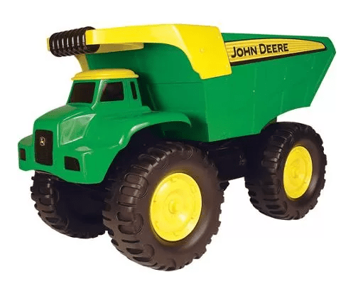 "John Deere Big Scoop 21"" Dump Truck Just $28.80 Down From $59.97 At Walmart!"