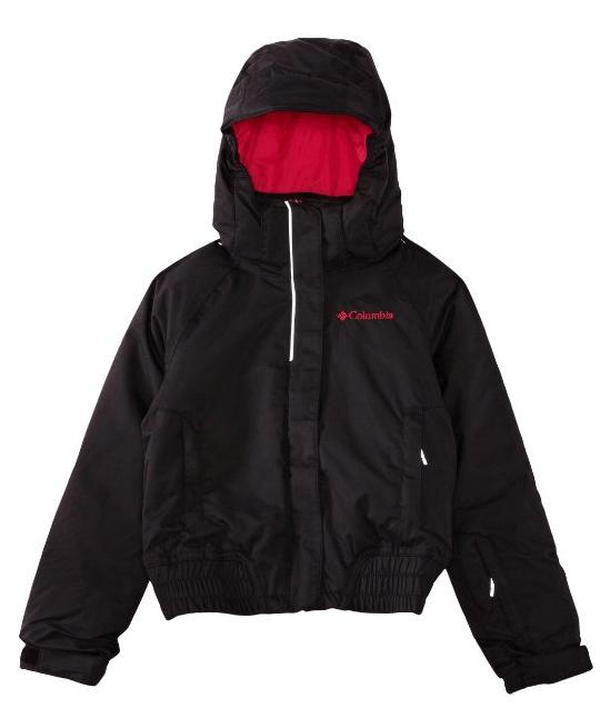 columbia girl's jacket