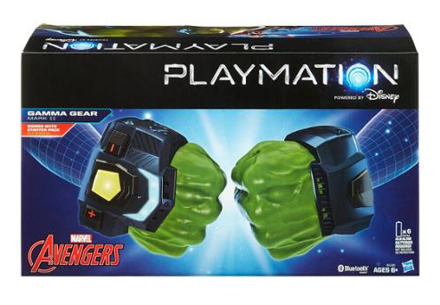 Playmation Marvel Avengers Gamma Gear Just $37.99! Down From $89.98!