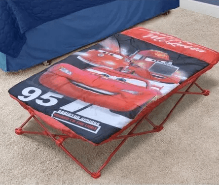 Disney Cars Portable Travel Bed Just $22.98! Down From $44.98!