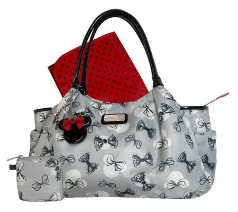 Disney Minnie Mouse Fashion Diaper Tote Just $22.40! Down From $43.08!