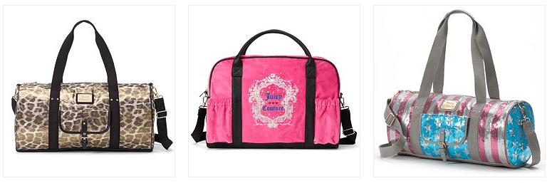 Juicy Couture Bags  Just $12.74 At Kohl's!