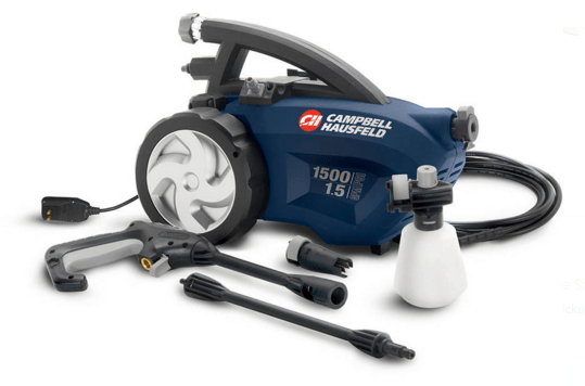 Campbell Hausfeld 1500 PSI Pressure Washer Just $69.88! Down From $119.88!