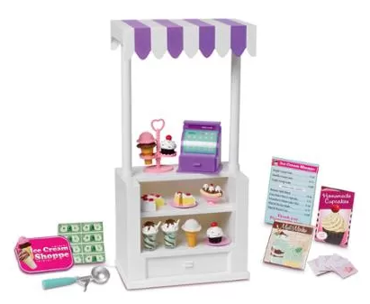 "My Life As 18"" Snack Stand Just $16.58! Down From $27.97!"