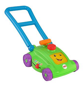 Laugh & Learn Mower Just $11.99 Down From $24.99!