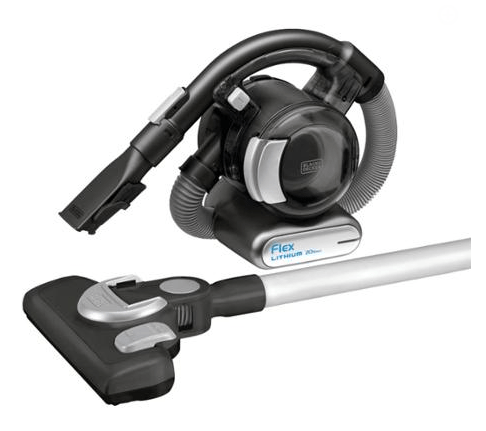 Black & Decker Flex Vacuum with Floor Head and Pet Hair Brush Just $79.00! Down From $131.62!