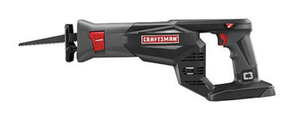 Craftsman C3 19.2-Volt Reciprocating Saw Just $35.66! Down From $69.99!