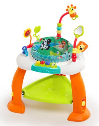 Bright Starts Bounce Bounce Baby Activity Jumper Just $39.88! Down From $78.33!