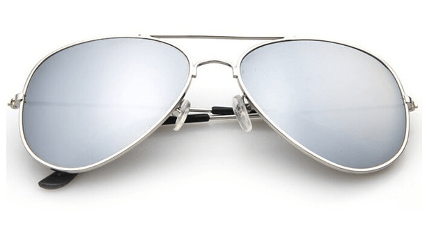 2-Pack: Designer-Inspired Mirrored Aviators Only $5.99! Down From $200.00! Ships FREE!