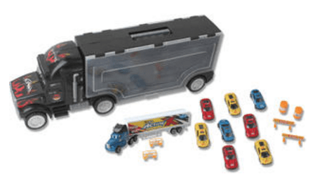 Just Kidz Truck Carry Case Just $10.99 Down From $27.00!