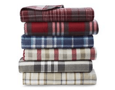 Cannon Fleece Throw Just $3.97! Down From $9.99!