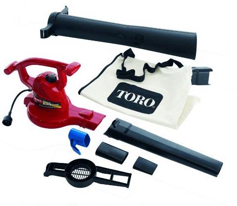 Toro 12 amp Electric Blower/Vacuum