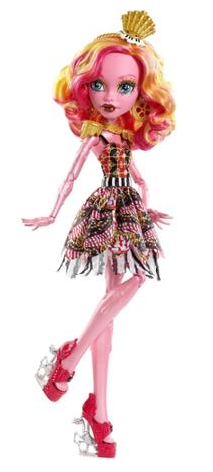 Monster High Gooliope Jellington Doll Just $19.28! Down From $29.84!