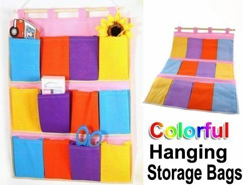 Storage Organization Wall Hanging Only $4.66 + FREE Shipping!