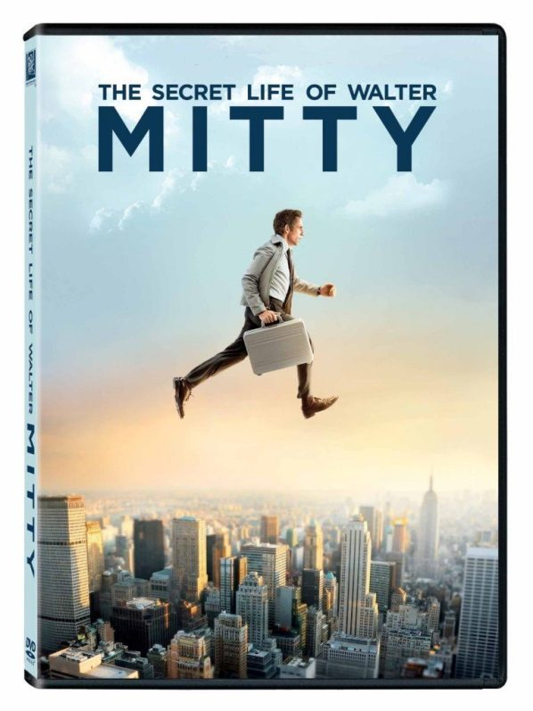 The Secret Life of Walter Mitty DVD $3.99!
