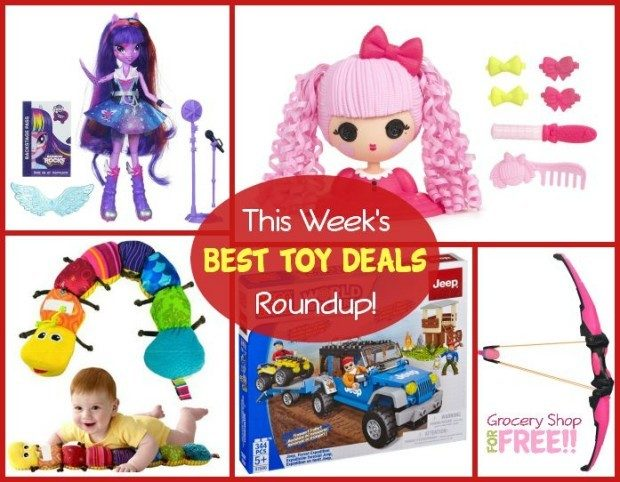 This Week's Best Toy Deals Roundup!