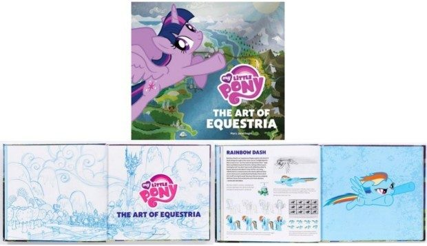 My Little Pony: The Art Of Equestria Just $18.04 Down From $30!