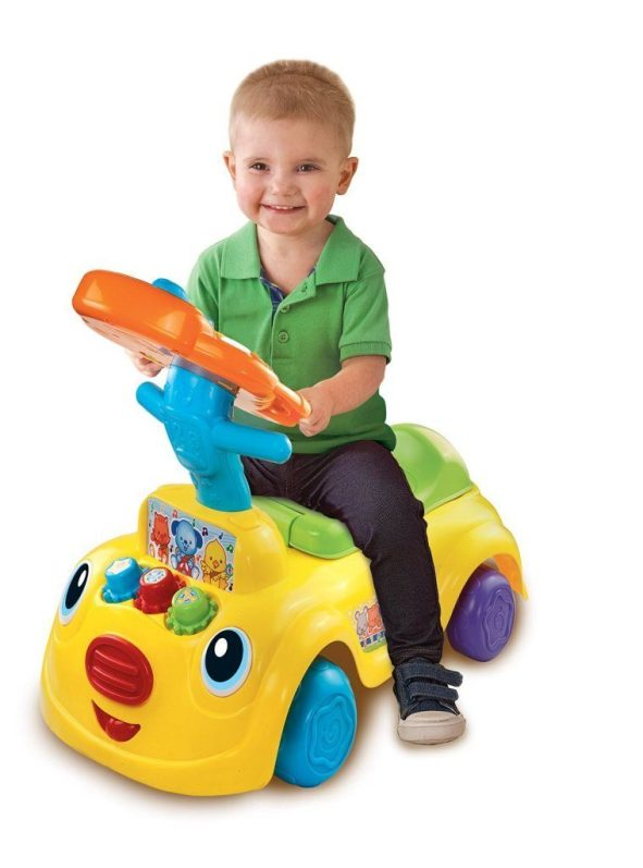 VTech Sit-to-Stand Smart Cruiser Toy $21.99 + FREE Shipping with Prime!