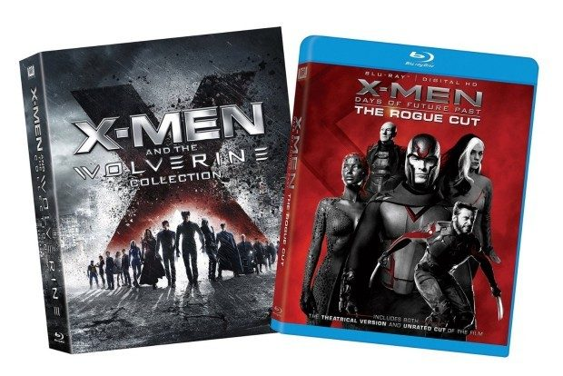X-Men: Days of Future Past Rogue Edition and Wolverine Collection Just $32.99! (reg. $99.99)