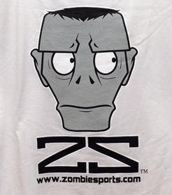 FREE Zombie Sports Swag!