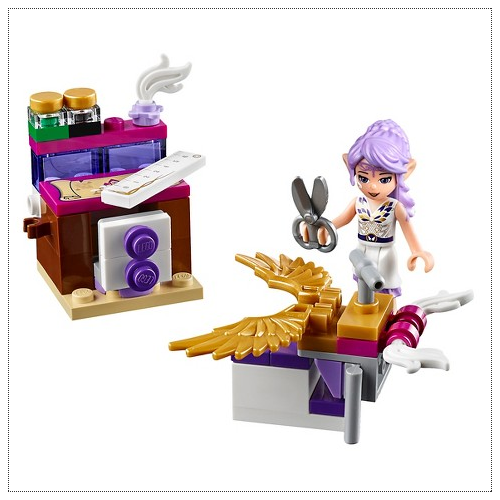 LEGO IP Aira's Workshop Only $6.71!