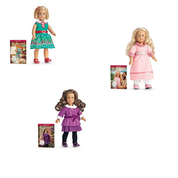 American Doll Book & Mini Doll Was $25 Only $9.26!