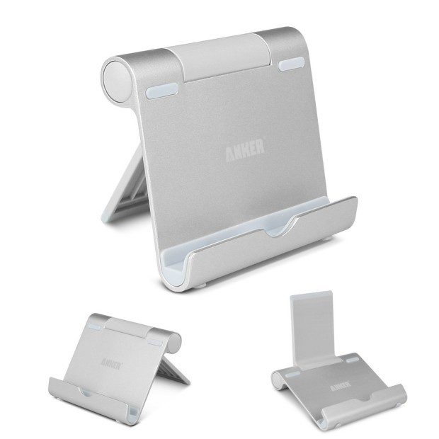 Multi-Angle Stand For Smartphones, E-Readers &Tablets Only $9.99! (Reg. $40!)