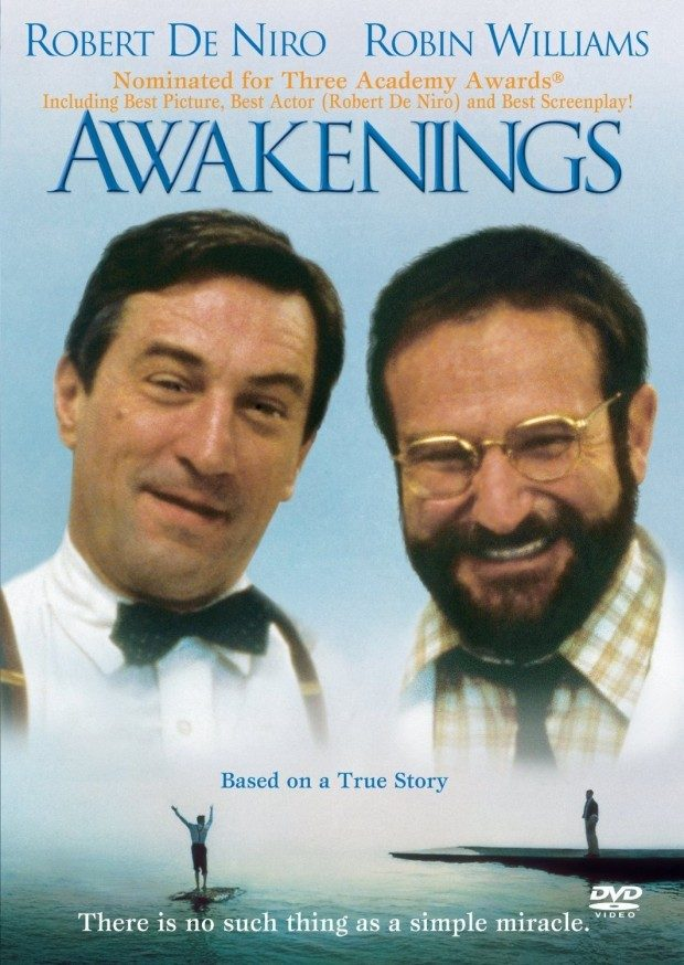 Awakenings DVD $4.99 + FREE Shipping with Prime! (Blu-Ray $5.99)