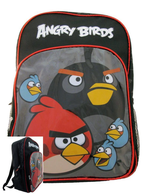 Angry Birds Backpack Just $10!  (Reg. $22)  PLUS FREE Shipping!