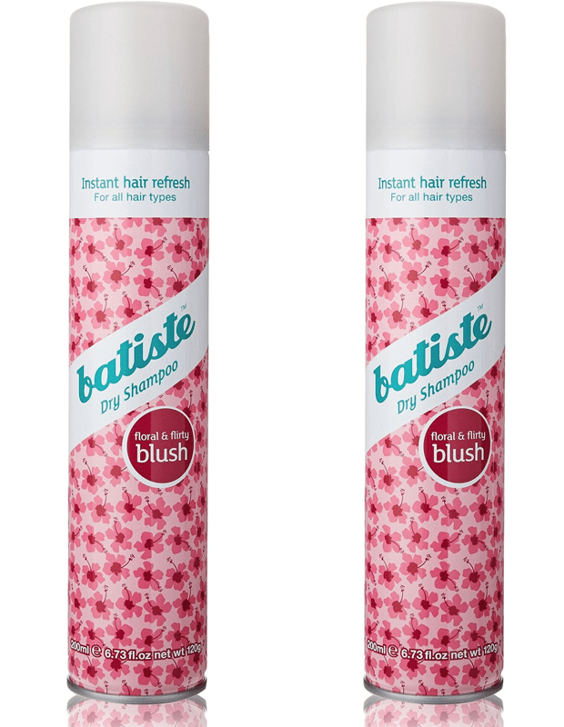 Batiste Dry Shampoo In Blush Scent Just $5.94! (Reg. $8!)