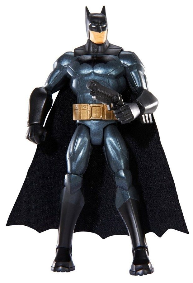 "DC Comics Total Heroes Batman 6"" Action Figure Just $3.75! (Reg. $12)"