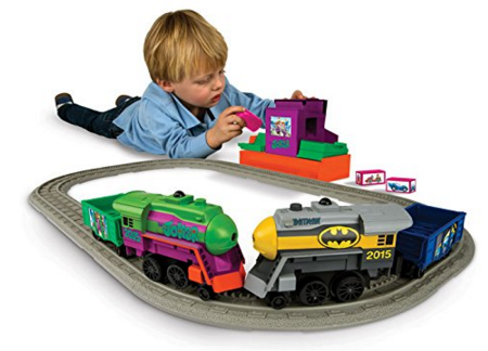 Lionel Batman Imagineering Non Powered PlaySet Just $26 Down From $50!