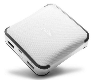 Hame Dual-Port Pocket-Size External Battery 10000mAh Just $12.49 Down From $60!