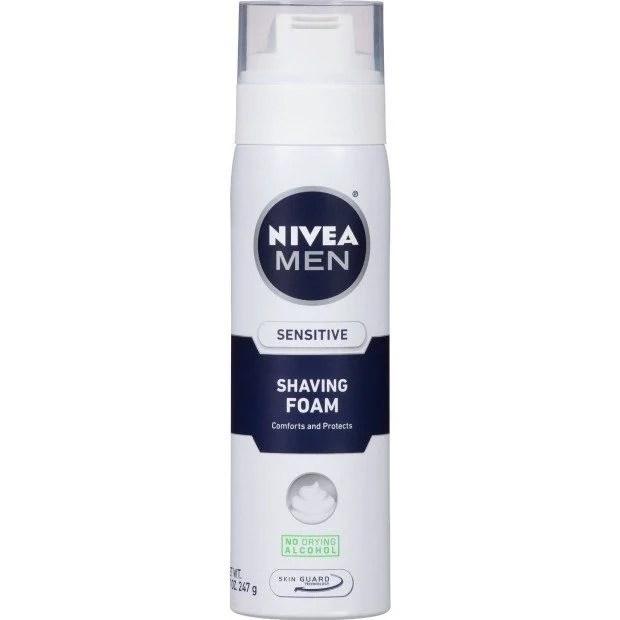 Nivea Men's Shaving Foam Just $5.44 For 3ct PLUS FREE Shipping!