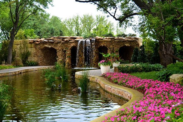 Dallas Arboretum And Botanical Garden August Dollar Days!