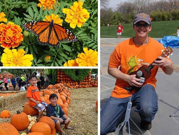 Dallas Arboretum Celebrates Columbus Day Weekend with Special Festivities!