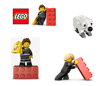 FREE LEGO Month Build!