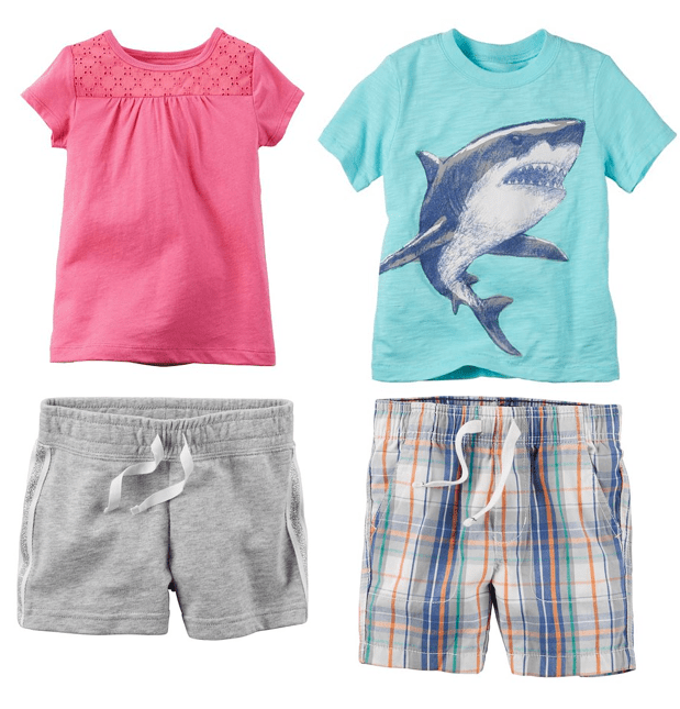 Carter's Kids Clothes Under $5 At Kohl's!
