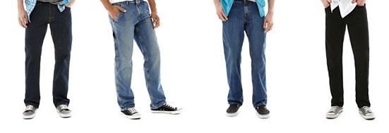 $10 Off $25 Purchase = Men's Arizona Jeans Just $15 Each (Reg. $40)!