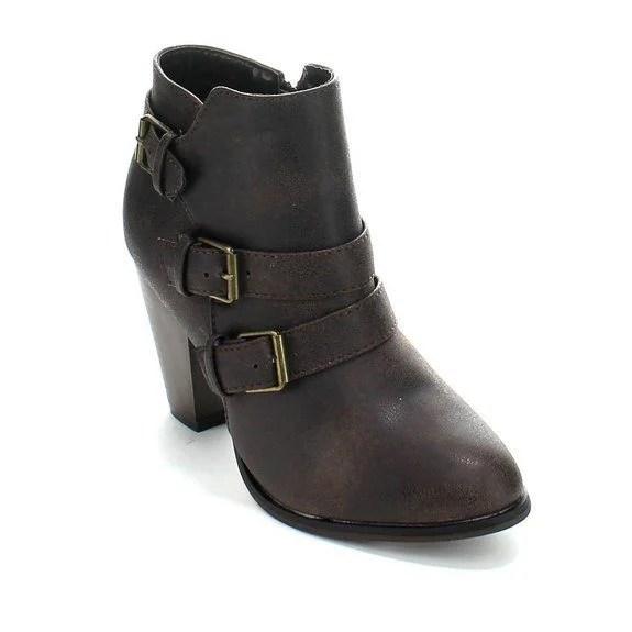 10 Fashion Boots Under $20!