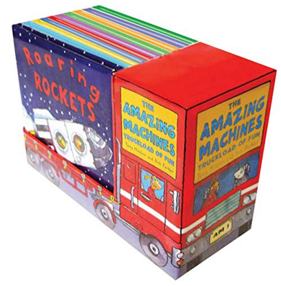Amazing Machines: Truckload Of Fun (10-Book Set) Just $13 Down From $25!
