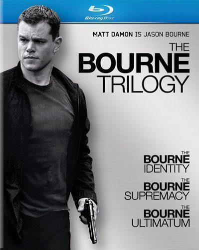 The Ultimate Bourne Collection Trilogy [Multi-Format] Was $60 Now Only $31.94!