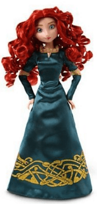 Disney Exclusive Brave Classic Merida DollJust $20 Down From $30!