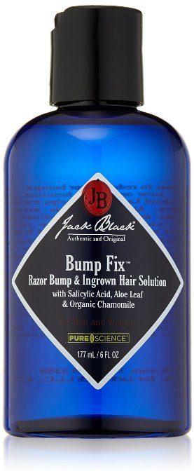 Jack Black Bump Fix - Razor Bump & Ingrown Hair Solution Only $24.99!