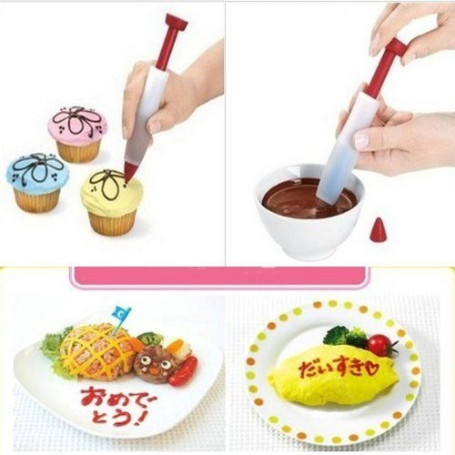 Cake Decorating Pen Only $2.82 + FREE Shipping!